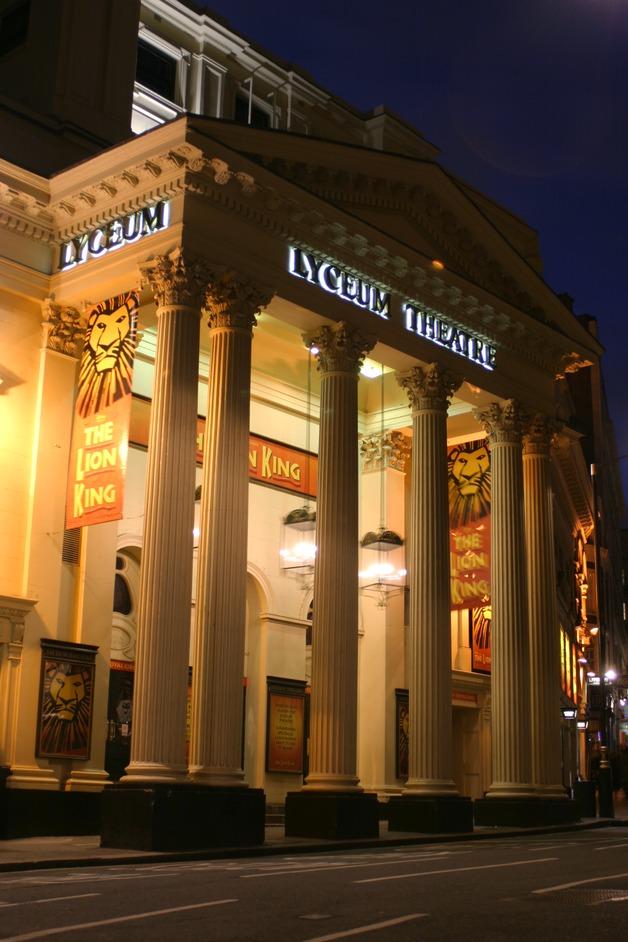 London Lovin 39 The Lyceum Theatre Viktoria Jean