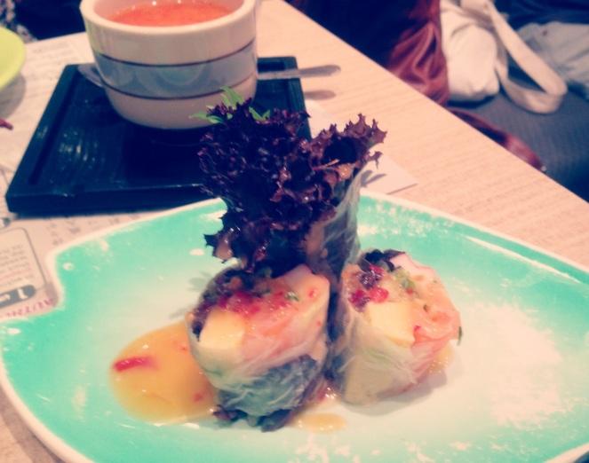 itachosushi yummy veggies