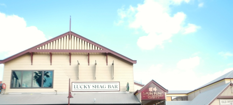Lucky Shag Bar Perth