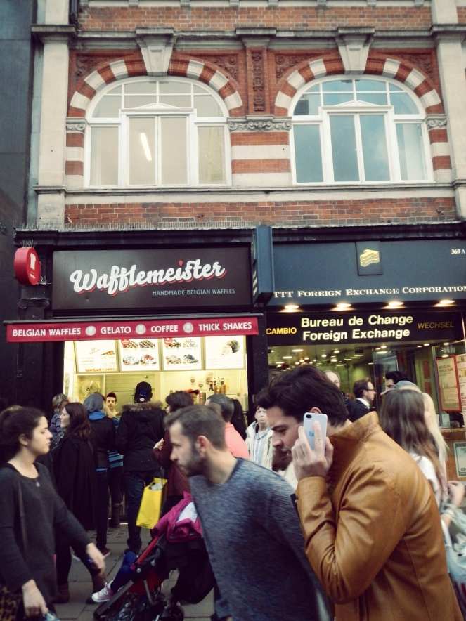 London Wafflemeister 2