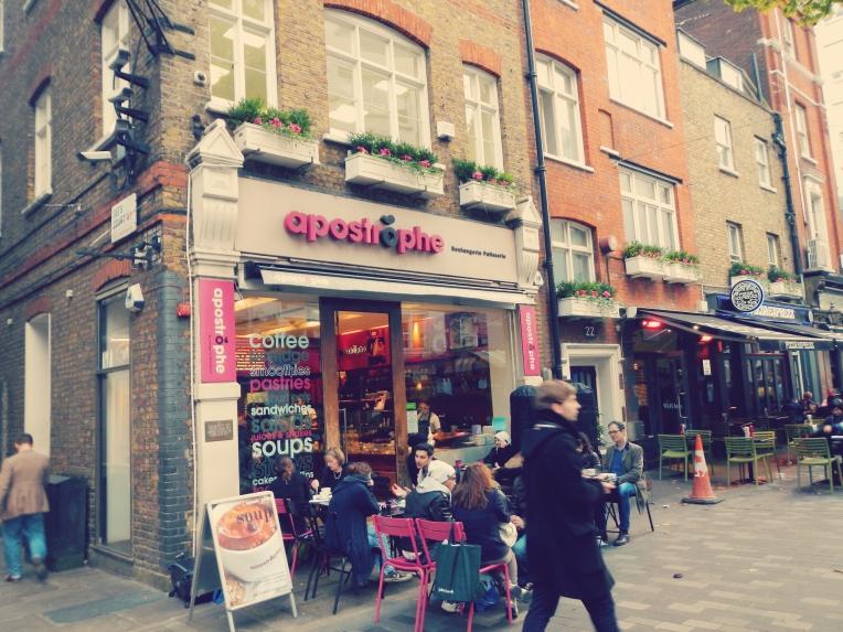 St Christopher's Place London 3