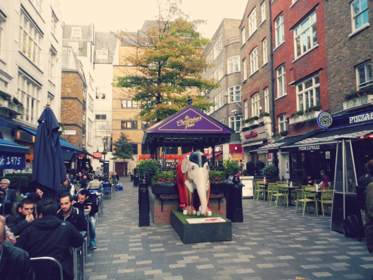 St Christopher's Place London 4