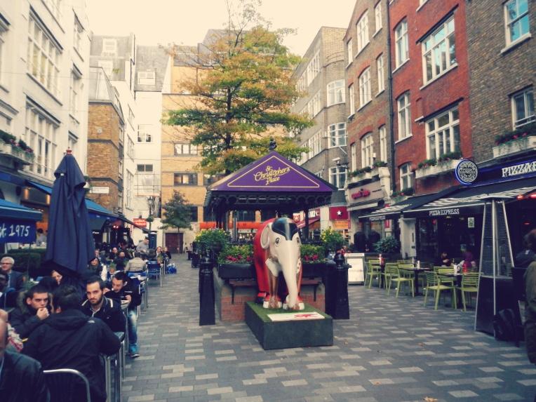St Christopher's Place London 4
