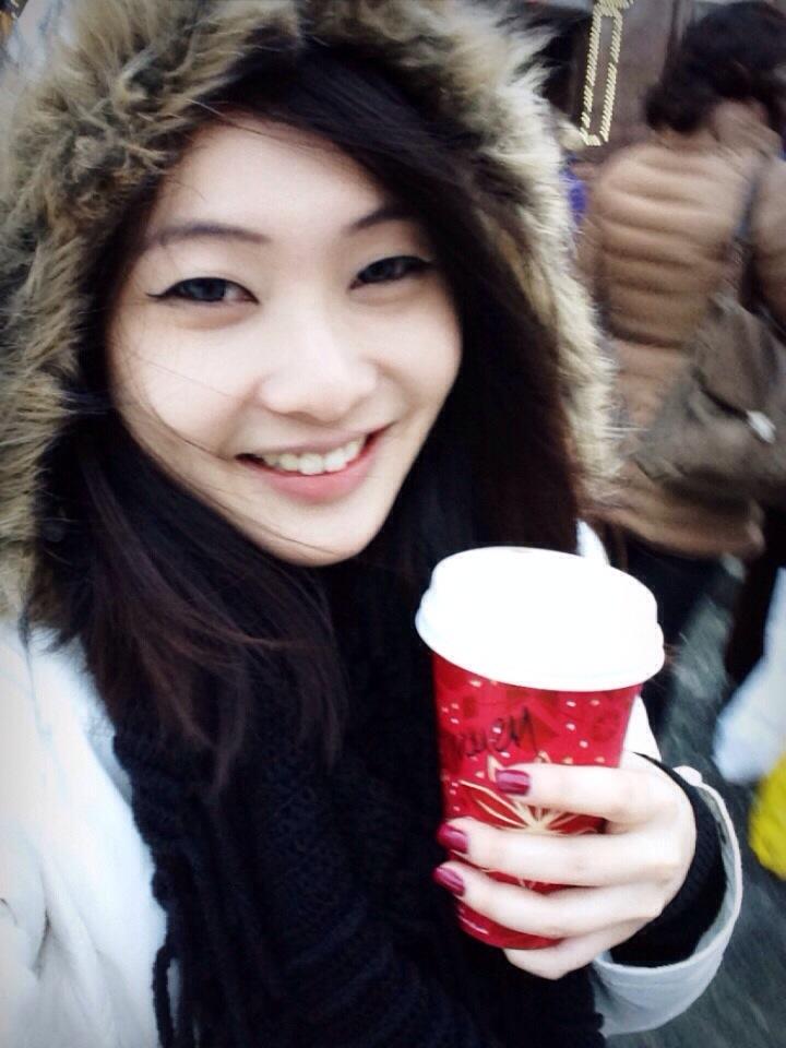 Viktoria Jean Li in Moscow