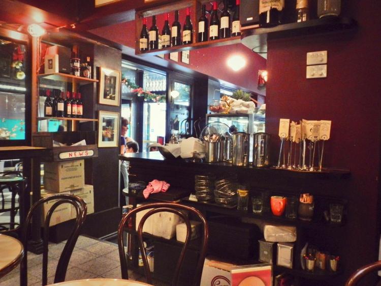 Caffe e Torta Interior 2