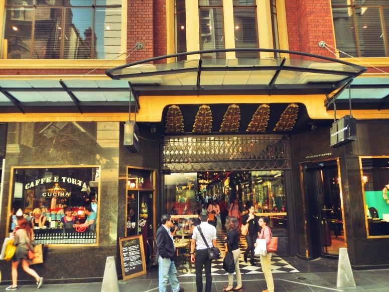 Caffe e Torta Shopfront