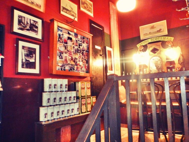 Caffe e Torta Stairs
