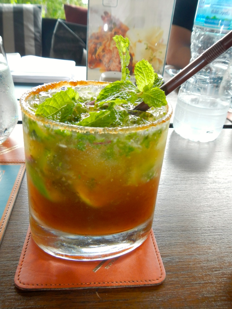 Mojito BEYOND THE SEA, Siamese Brasserie