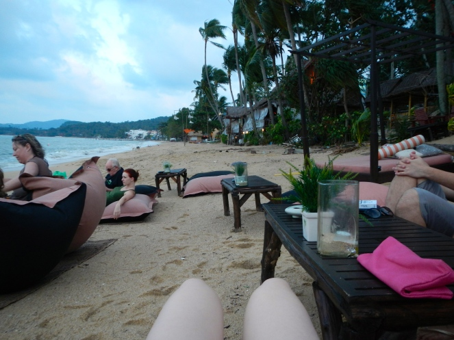 Living the Life CoCo Tam's Bar, Koh Samui