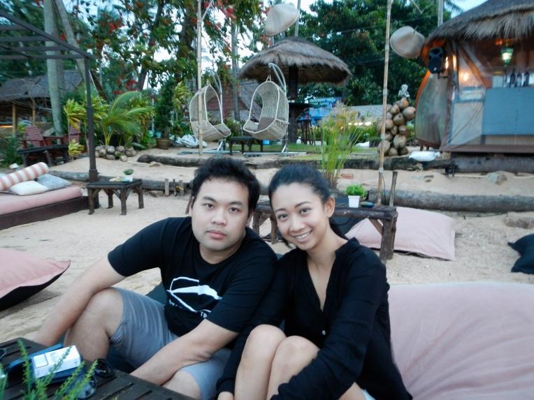 Couple CoCo Tam's Bar, Koh Samui