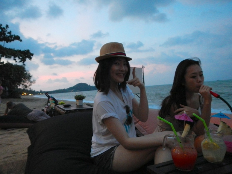 Girls CoCo Tam's Bar Samui