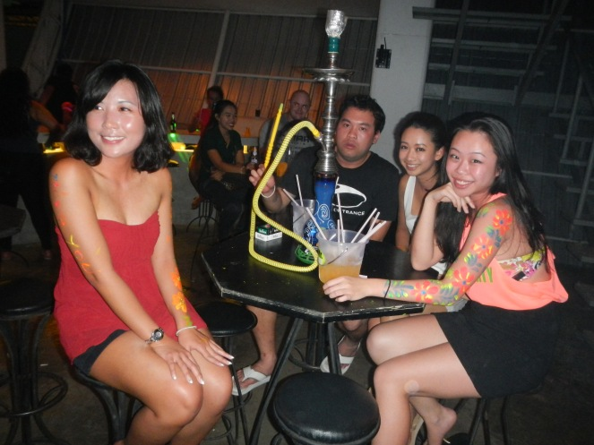 Black Moon Party Koh Samui