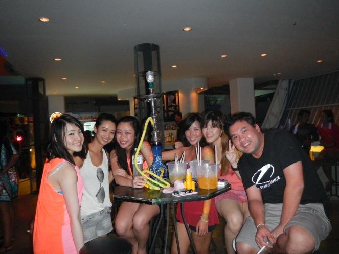 Full Moon Party Samui Thailand Girls