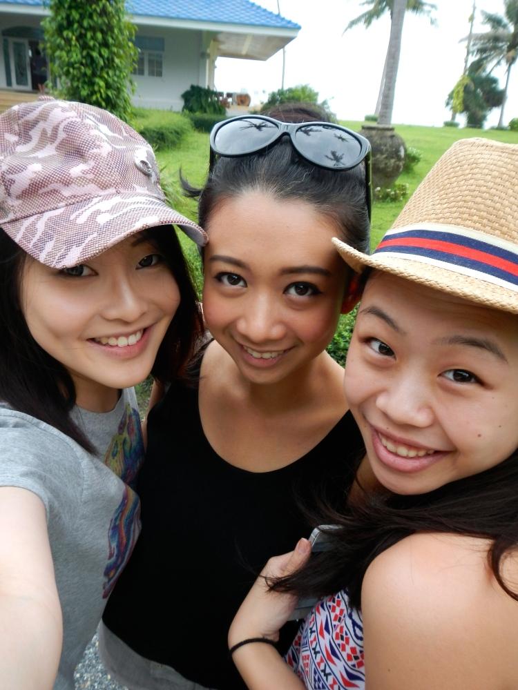 Samui Asian Girls Beach