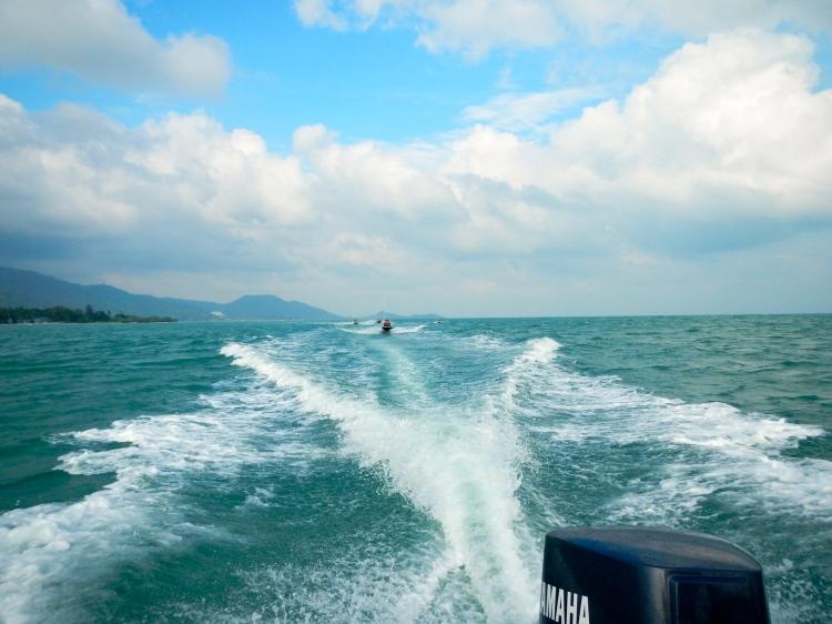 Jet Skiing Koh Samui