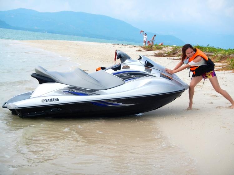 Jet Ski Koh Samui