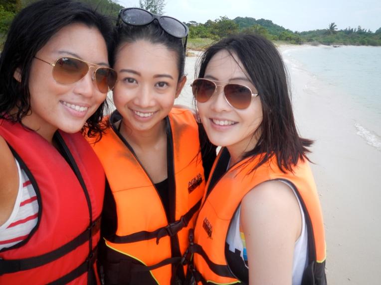 Girls Island