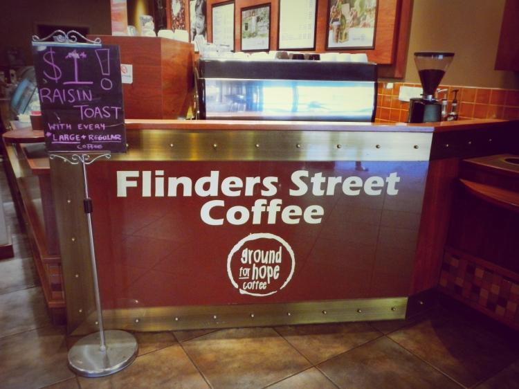 Flinders Street Coffee Cafe
