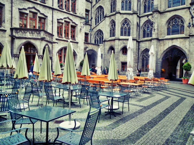 Inside Rathaus Glockenspiel 5