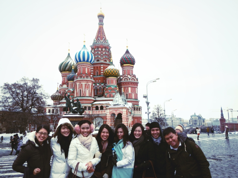 Kremlin Moscow Red Square 1
