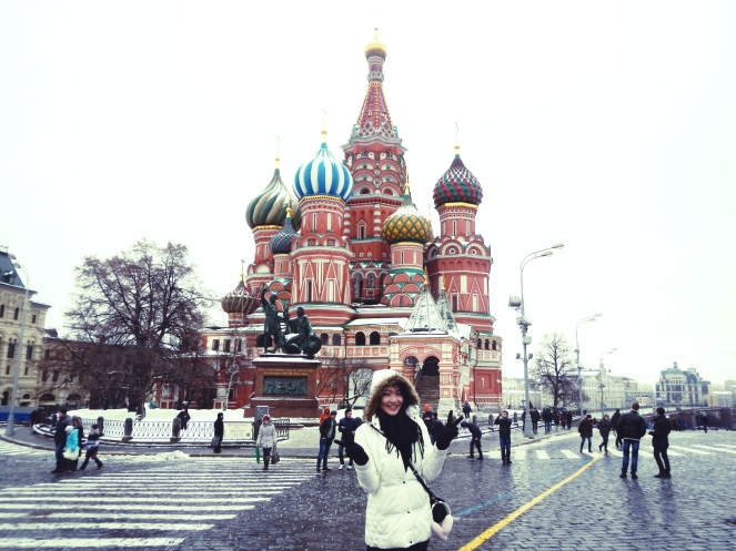 Kremlin Moscow Red Square 2