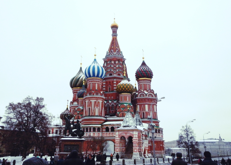 Kremlin Moscow Red Square 3