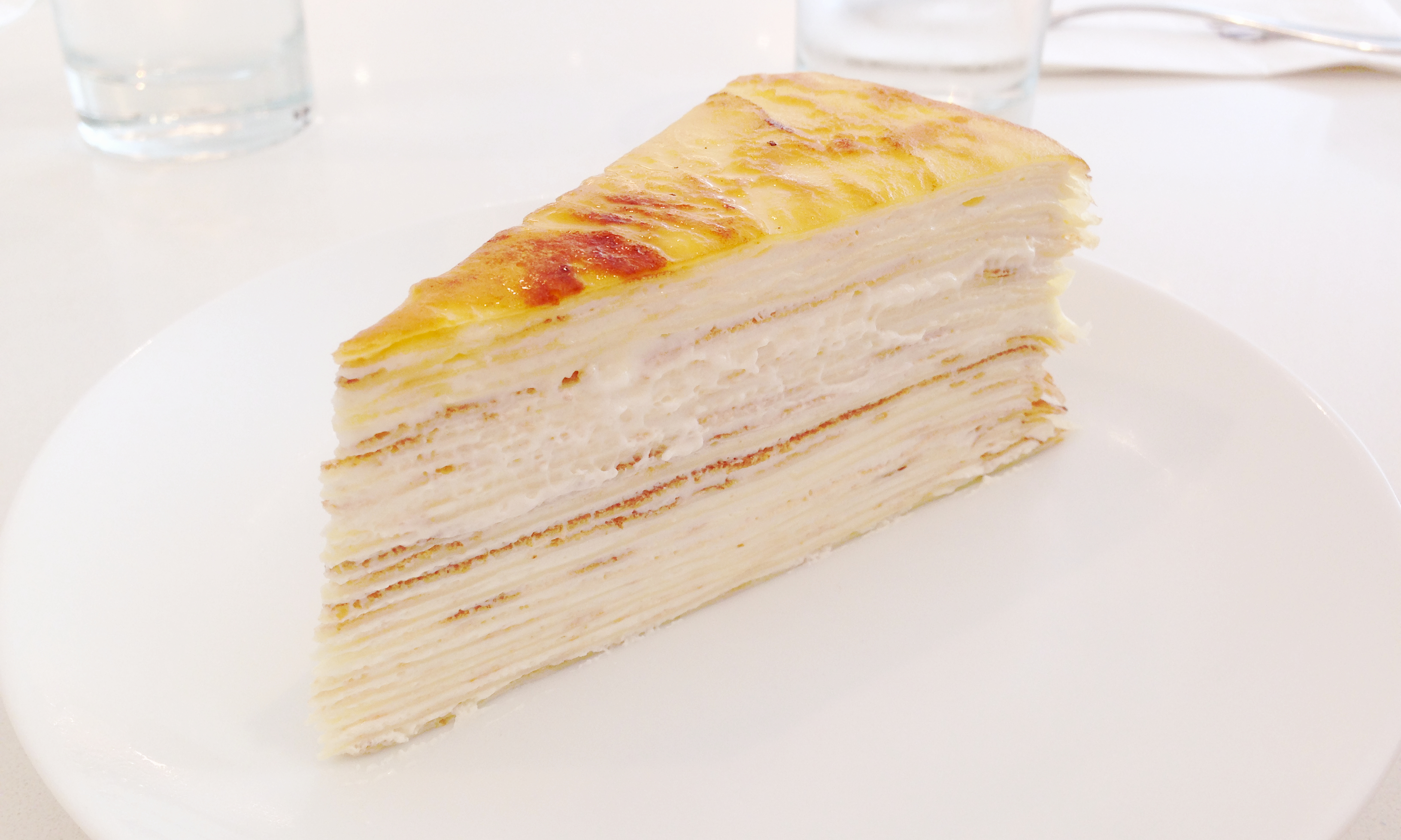Crepe Cake San Francisco