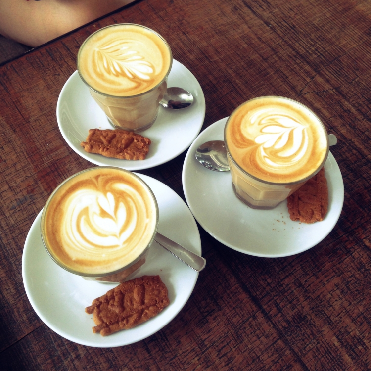 Loysel's Toy Trio Cafe Latte