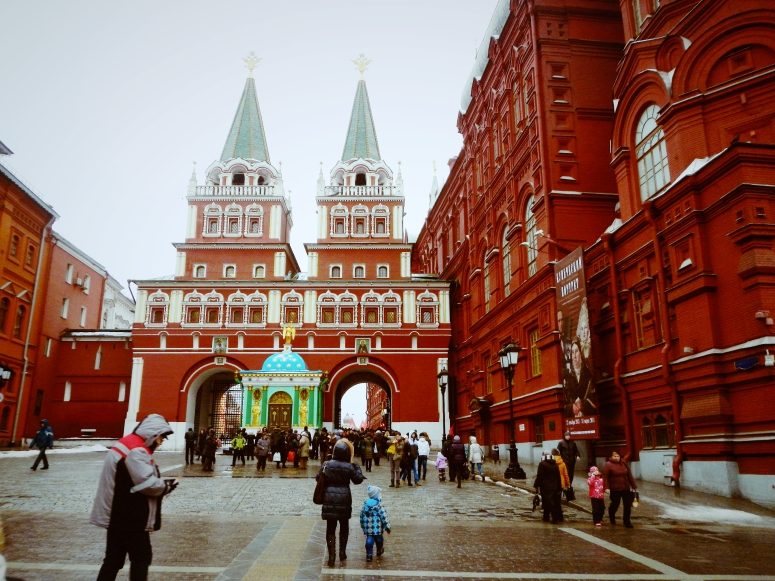 Moscow Red Square 1