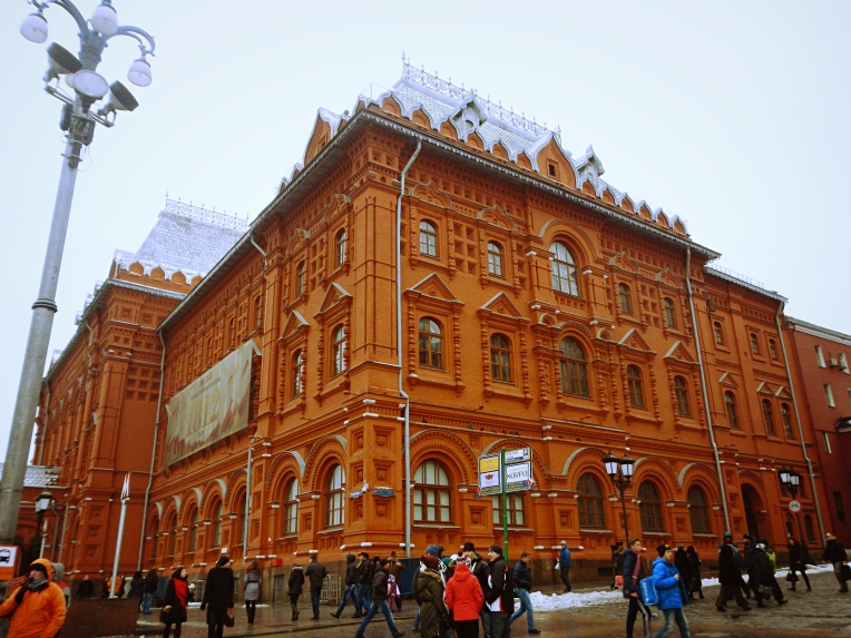 Moscow Red Square 3