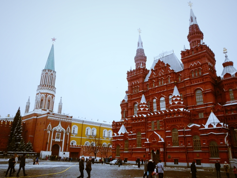 Moscow Red Square 4