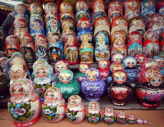 Russian Dolls Moscow 2