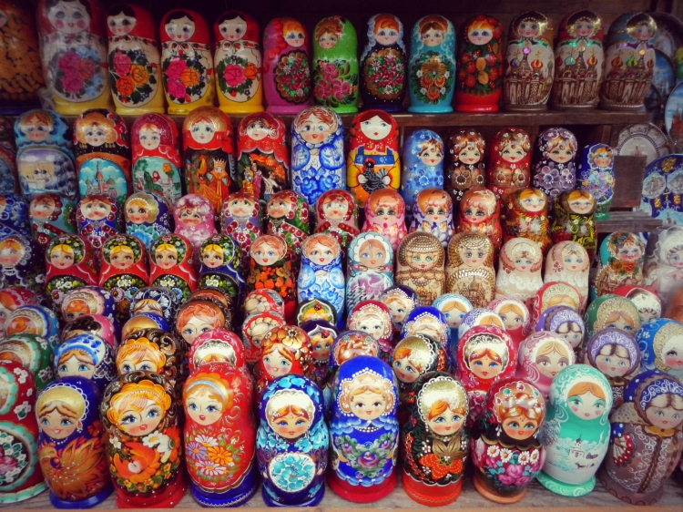 Russian Dolls Moscow 3