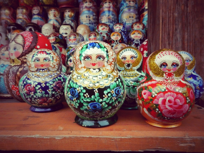 Russian Dolls Moscow 4