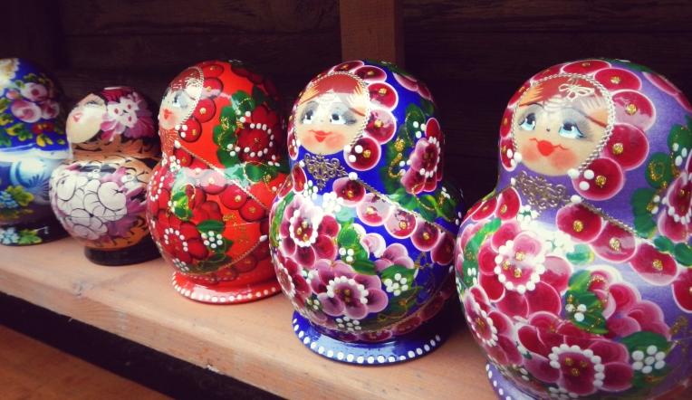 Russian Dolls Moscow 5
