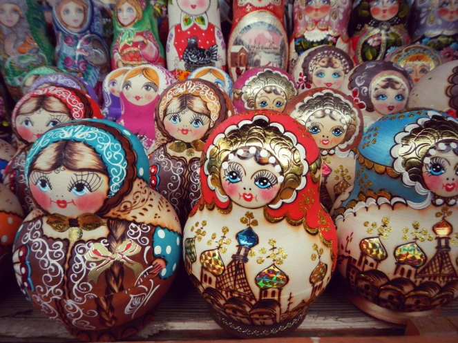 Russian Dolls Moscow 6