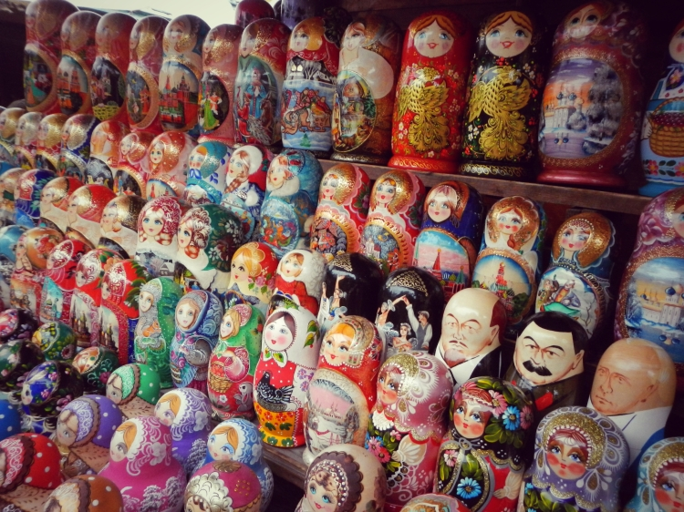 Russian Dolls Moscow 7