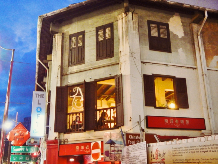 The Loft Chinatown 1