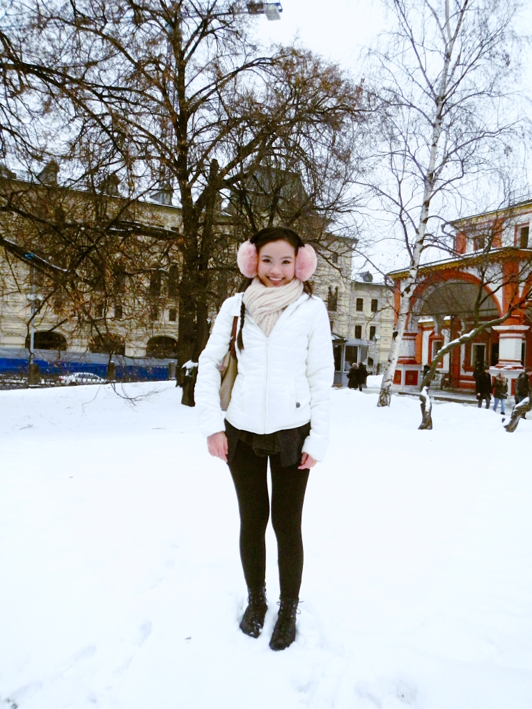White Christmas Russia 2