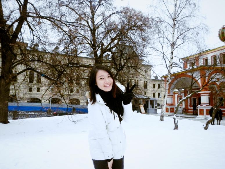 White Christmas Russia 3