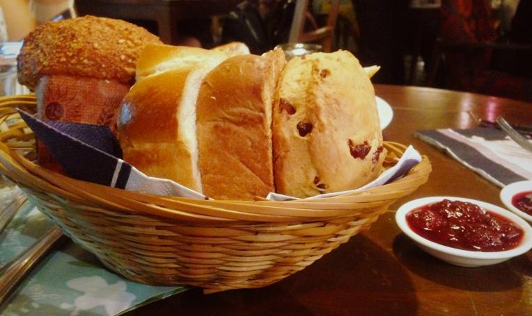 Wild Honey SG Bread Basket