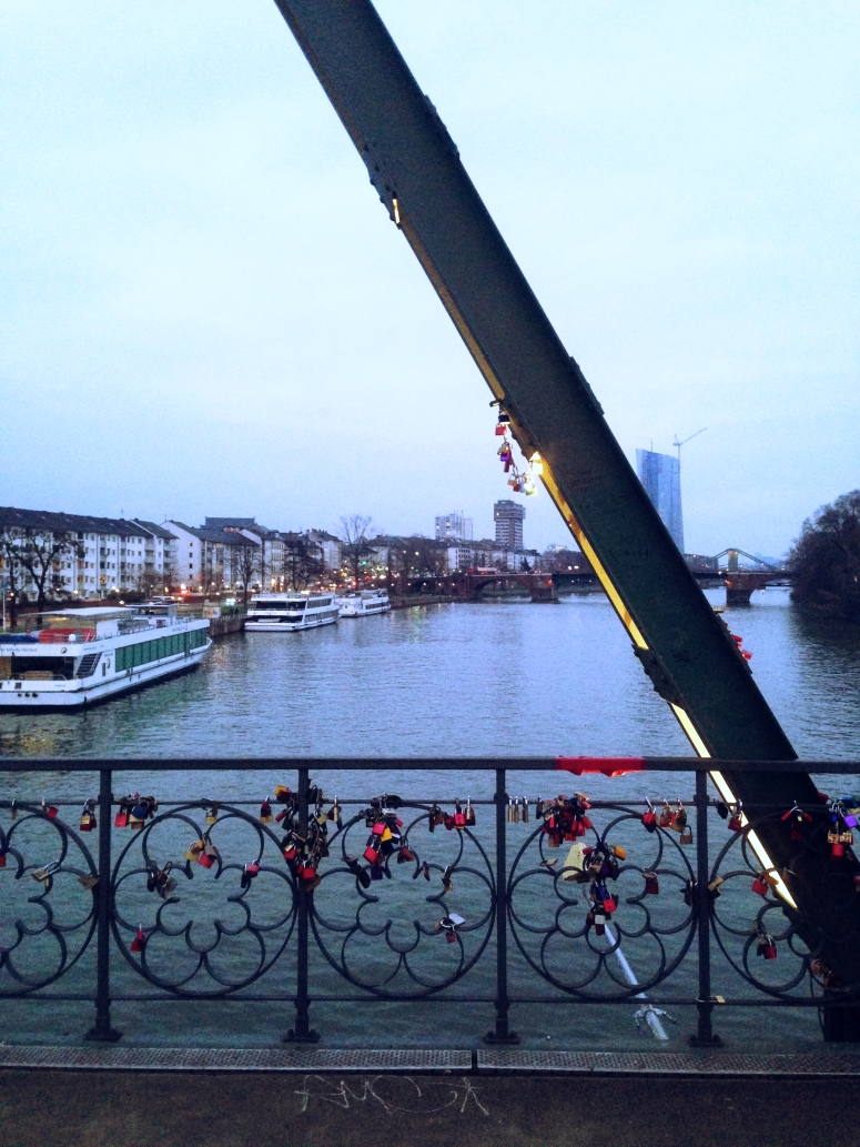 Eiserner Steg Frankfurt 2