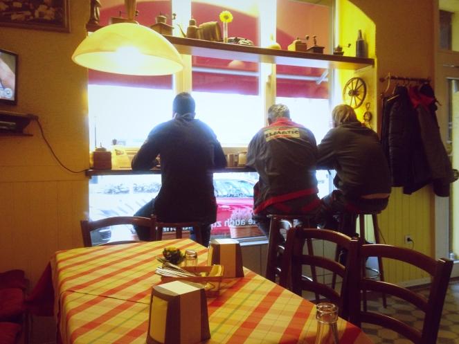 Old Man Pizza Frankfurt 2
