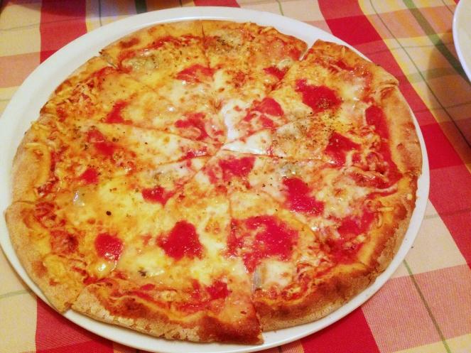 Old Man Pizza Frankfurt Foodporn