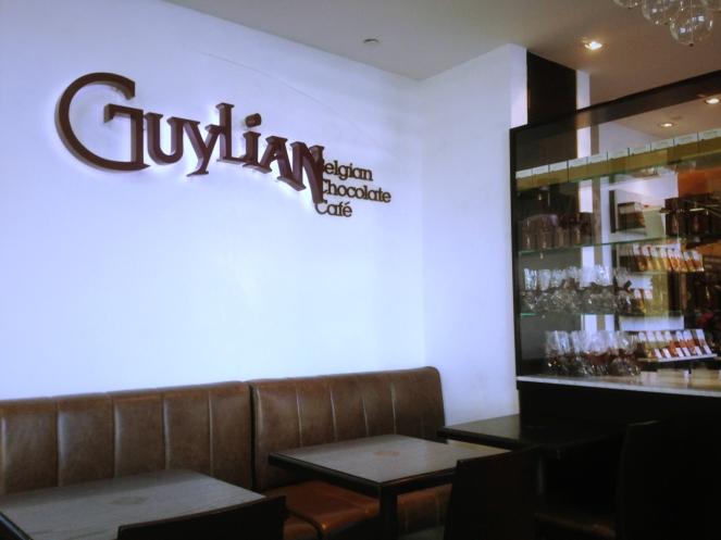 Sydney Guylian Cafe