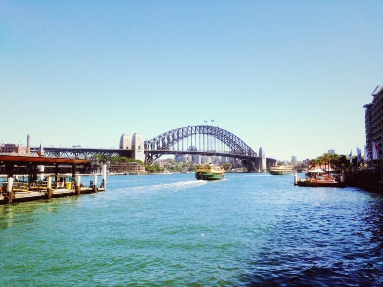 Sydney Harbour Bridge Landscape