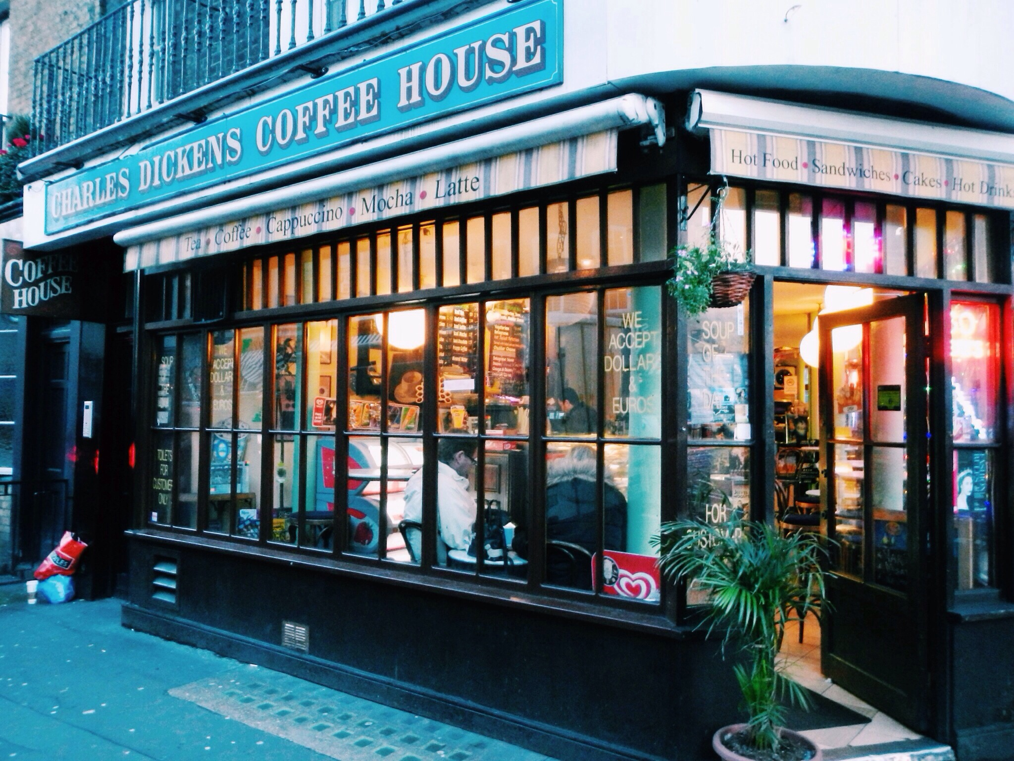 Charles Dickens Coffee House