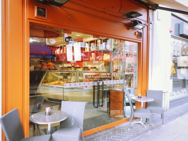 KULA Cafe Waffles London 2
