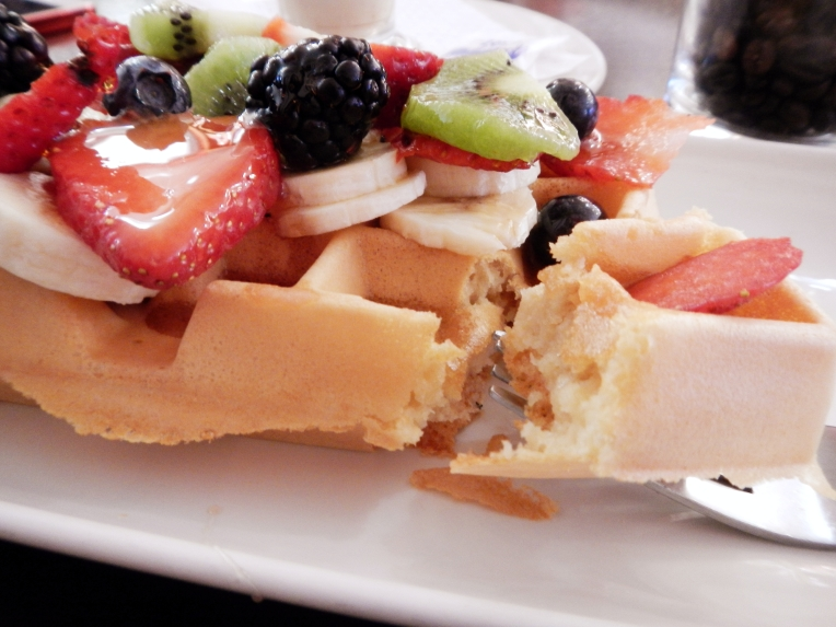 KULA Cafe Waffles London 4