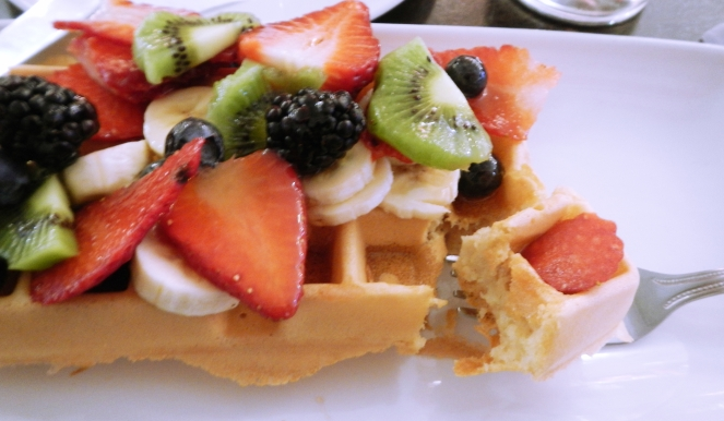 KULA Cafe Waffles London 6